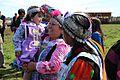 Mujeres de Comunidad Mapuche Lorenzo Quintrileo de Tirúa.jpg