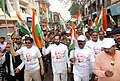 Mukhtar Abbas Naqvi participating in the 'Run for Unity', on the occasion of the Rashtriya Ekta Diwas, to mark the Sardar Vallabhbhai Patel's birth anniversary, at Rampur, Uttar Pradesh.jpg