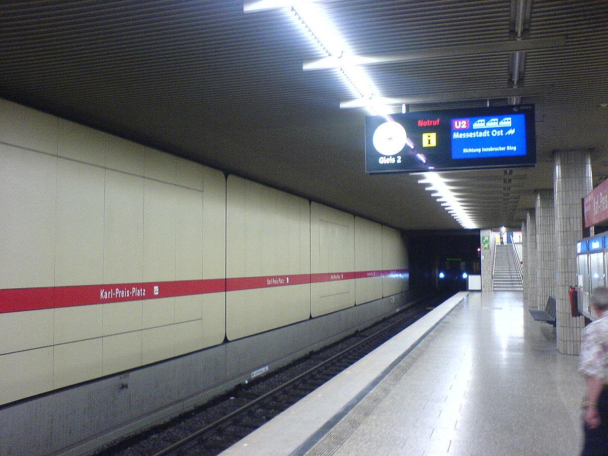 Karl-Preis-Platz (Munich U-Bahn)
