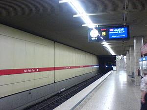 Karl-Preis-Platz (Munich U-Bahn) - Karl-Preis-Platz