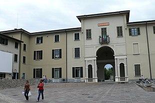 Palazzo De Capitani, sede del Municipio di Concorezzo