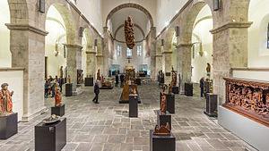 Twelve Romanesque churches of Cologne