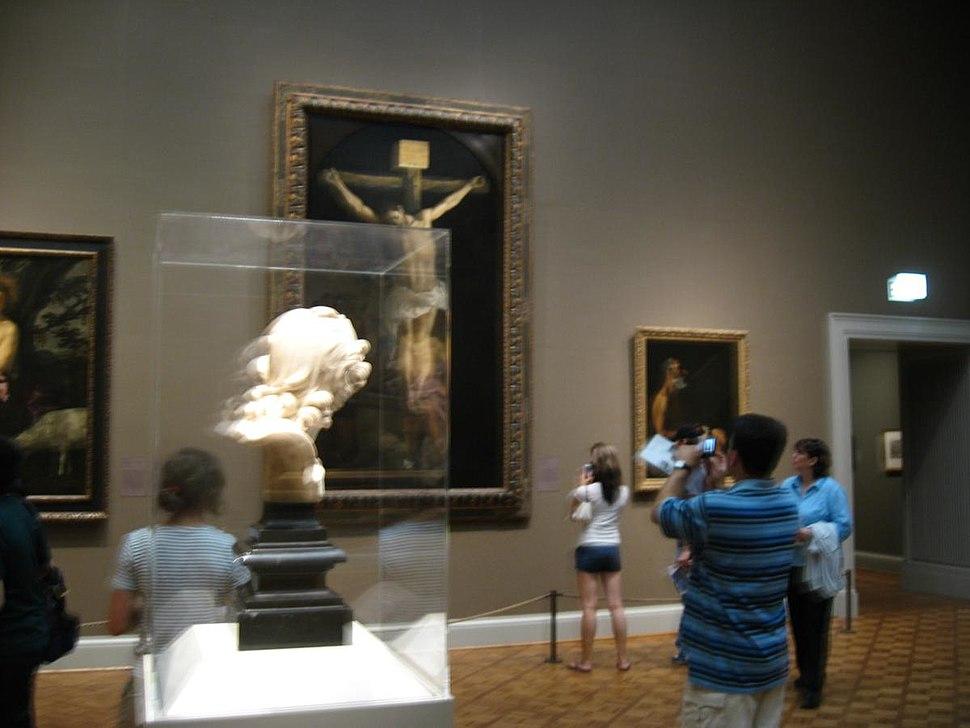 Museum hall