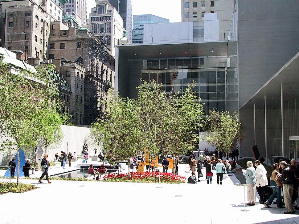 Museum of Modern Art New York 2005-04-28
