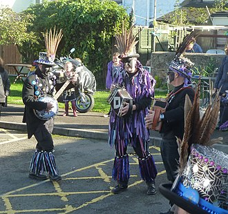 Border Morris - Music for The Widders