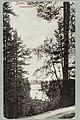 Näkölinja Runebergin kumpu–Lammasharju–Kaarnaniemi, Tuunaansaari, circa 1900 PK0237.jpg
