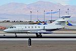 N100AC 1977 Dassault-sud FAN JET FALCON C-N 366 (6462056453).jpg