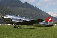 N431HM - DC3 - Nordwind Airlines