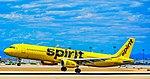 N667NK Spirit Airlines Airbus A321-231 s n 7058 (42190517054).jpg