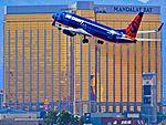 N805SY Sun Country Airlines 2001 Boeing 737-8Q8 C-N 30032 (7246892524).jpg