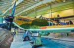 N943HH 1943 Hawker Siddeley Hurricane MKllB s n 56022 (30420596228).jpg