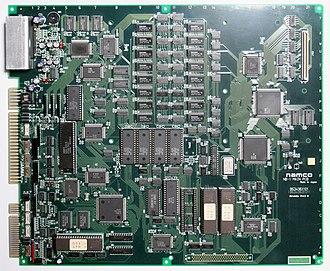 Namco NB-1 - NB-1 MAIN PCB