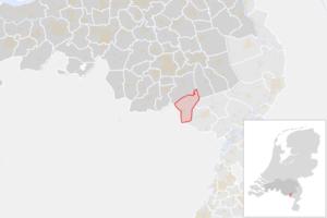NL - locator map municipality code GM1706 (2016).png