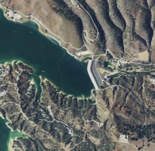 Nacimiento Dam