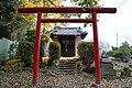 Nagara-jinja (Ebise, Itakura) torii.jpg