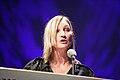 Naja Marie Aidt - vinnare av Nordiska radets litteraturpris ar 2008. Vid prisutdelningen i Helsingfors 2008-10-72.jpg