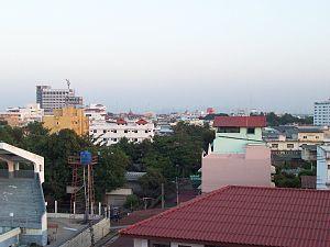 Nakhon Sawan - Image: Nakhonsawan town 1