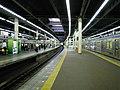 Nankai Nanba station platform - panoramio (9).jpg