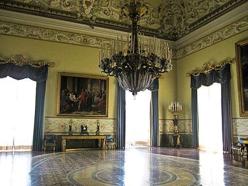 Napoli - Museo di Capodimonte (appartamento reale2)