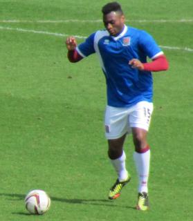 Nathan Cameron English footballer
