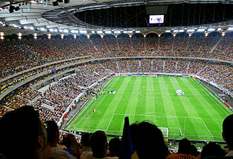 Arena Națională - Image: National Arena Bucharest Romania