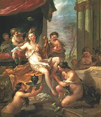 The Toilet of Psyche