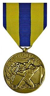Navy Expeditionary Medal military award