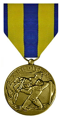 Image illustrative de l'article Navy Expeditionary Medal