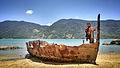 Navio abandonado na praia do Baixio.jpg