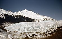 The Glacier in March, 1953