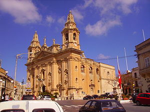 Naxxar - Naxxar Parish Church
