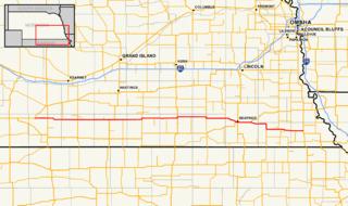 Nebraska Highway 4 highway in Nebraska