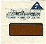 Netherlands 1936-07-17 cover NVPH 288.jpg