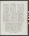 Neues Reich. Dynastie XX. Theben (Thebes), Karnak- a-g. Säulen im Hypostyl (NYPL b14291191-38396).tiff