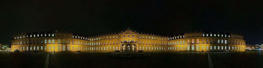 New Palace Stuttgart Wikipedia