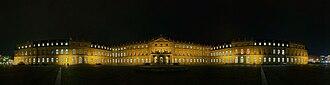 New Palace (Stuttgart) - Image: Neues Schloss, Stuttgart