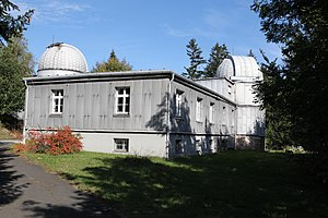 Sonneberg Observatory - Image: Neufang Sternwarte