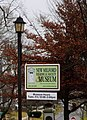New Milford Historical Society Exterior signage 01.jpg
