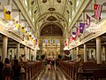 New Orleans St Louis Cathedral central view.jpg
