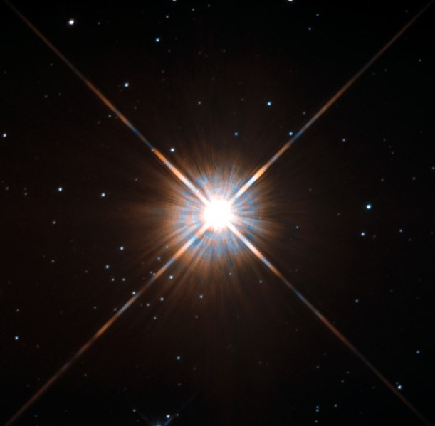 File:New shot of Proxima Centauri, our nearest neighbour.jpg