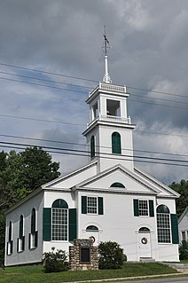Center Meetinghouse United States historic place