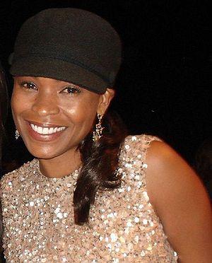 Nia Long in 2007