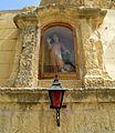 Niche of St Anthony of Padua, Fontana, Gozo.jpg