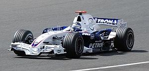 BMW Sauber F1.07