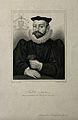 Nicolas Jabot. Reproduction of stipple engraving by J. N. Le Wellcome V0003029.jpg