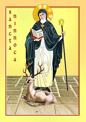 Sainte Ninnoc