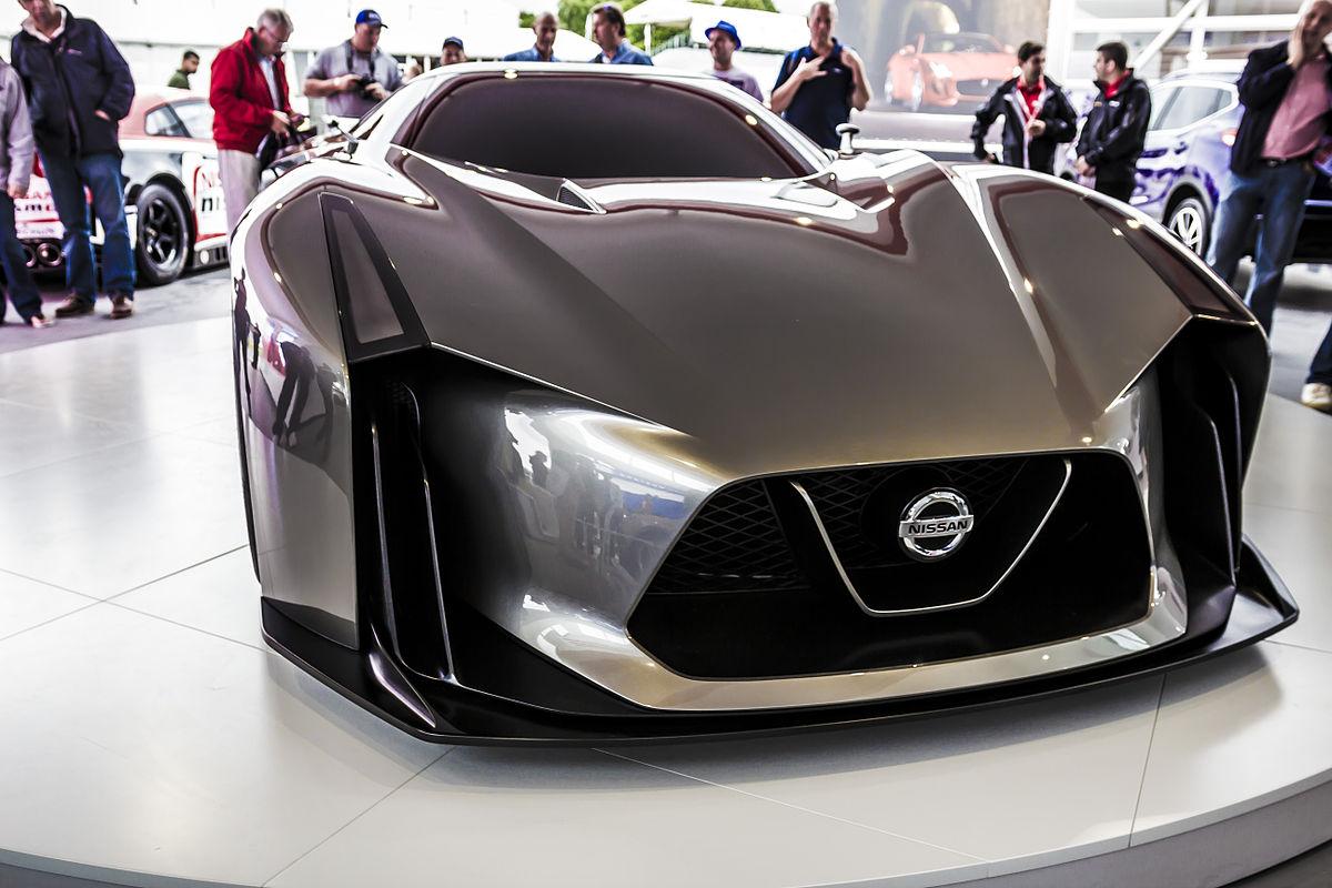 Nissan Concept 2020 Vision Gran Turismo - Wikipedia, la ...