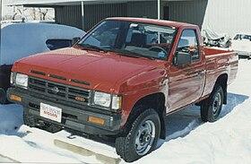 Nissan on Nissan Hardbody Truck   Wikipedia  The Free Encyclopedia