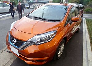 Nissan Note - Nissan note e Power