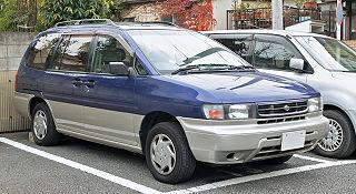 Nissan Prairie Motor vehicle